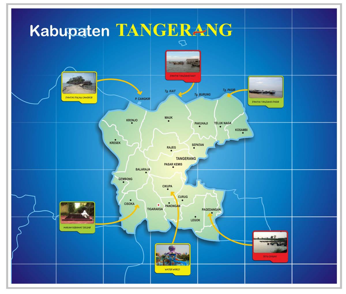 Berwisata Kabupaten Tangerang Wisata Jakarta Pulau Cangkir Kab