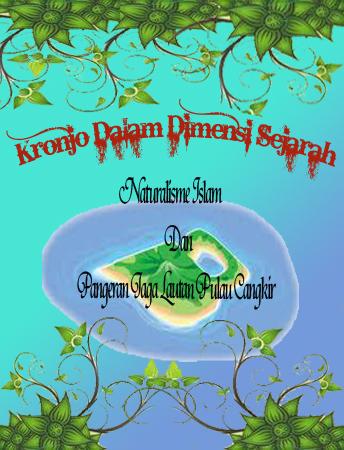 Buku Kronjo Dimensi Sejarah Naturalisme Islam Pangeran Jaga Lautan Pulau