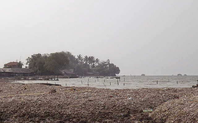 Padanet Wisata Ziarah Pulau Cangkir Kab Tangerang