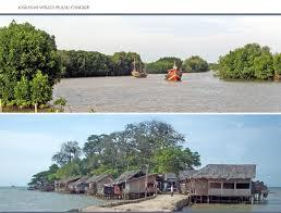 Pengalaman Hidup Panci Bolong Wisata Pulau Cangkir Religi Bahari Kronjo