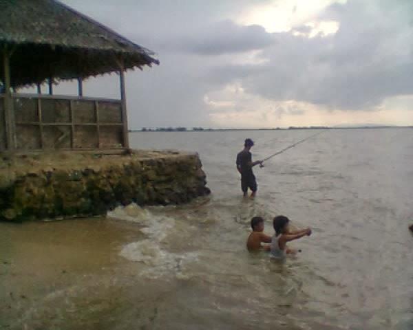 Pulau Cangkir Bukan Tempat Rekreasi Ziarah Kab Tangerang