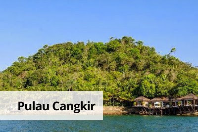 Pulau Cangkir Tangerang Obyek Wisata Religius Ziarah Terdapat Desa Kronjo