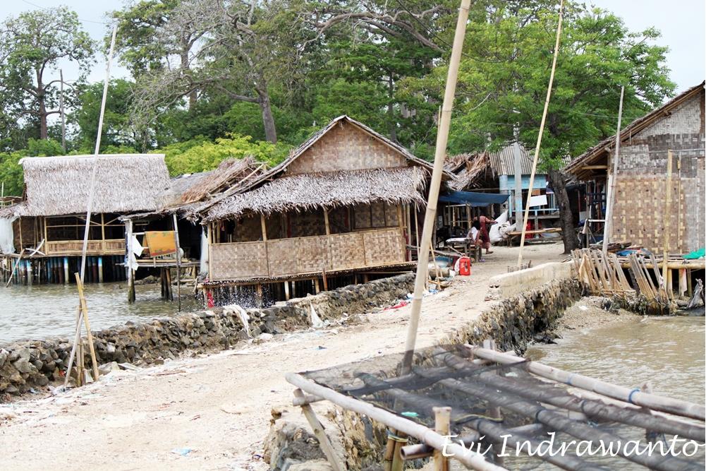 Pulau Cangkir Wisata Ziarah Tangerang Daily Kab