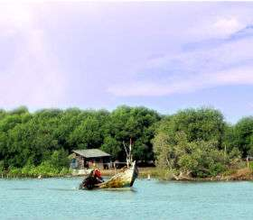 Wisata Kuliner Indonesia Pulau Cangkir Tangerang Pulo Sebuah Kecil Dahulu