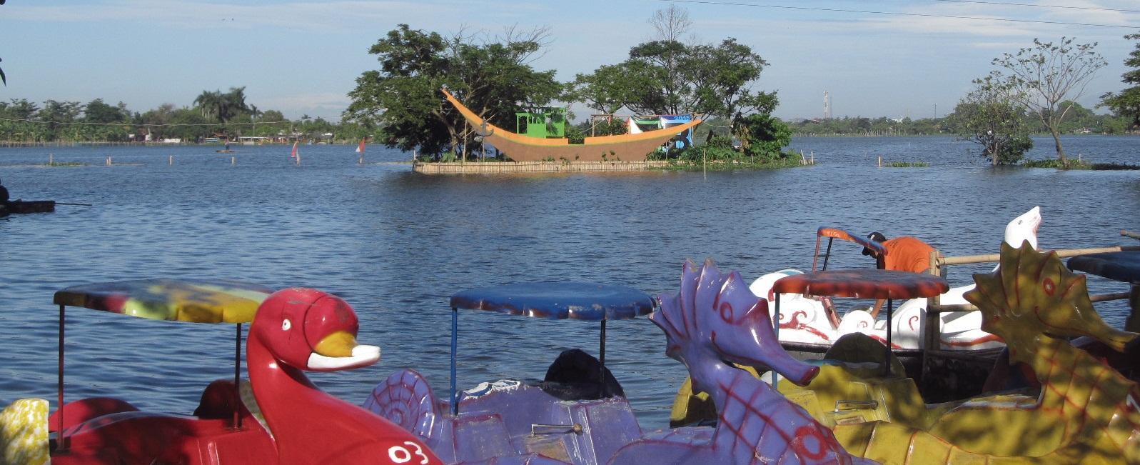4 Tempat Rekreasi Tangerang Banten Sekitarnya Murah Cipondoh Kab