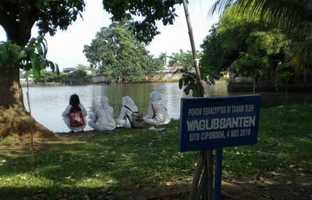40 Waduk Bodetabek Terancam Hilang Investor Daily Danau Cipondoh Tangerang