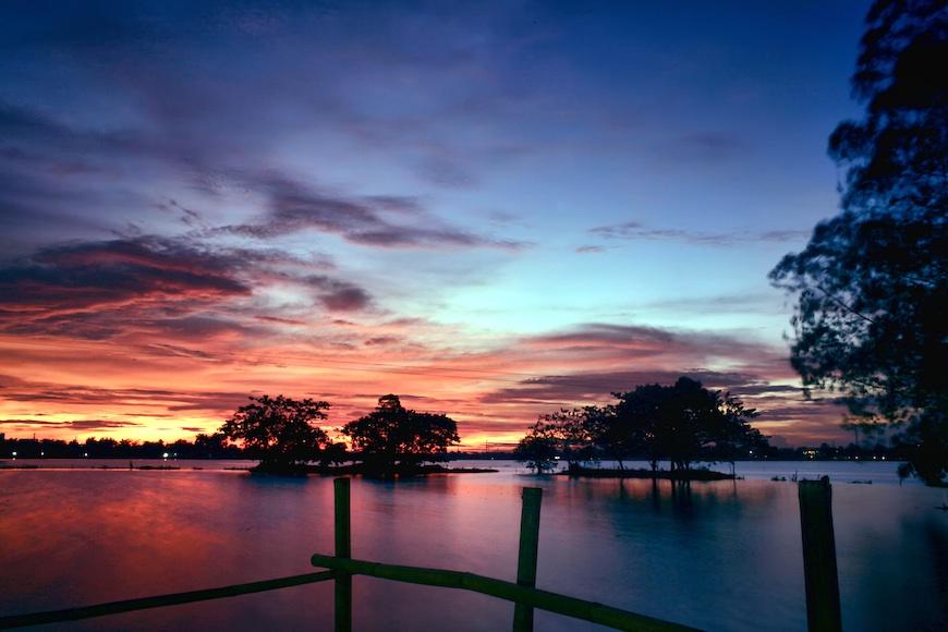 6 Tempat Wisata Alam Unggulan Tangerang Terindah Cipondoh Kab