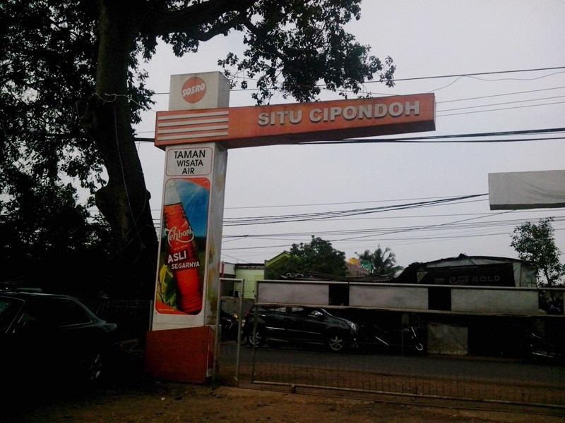 Cipondoh Wisata Air Dikelola Baik World Situcipondoh282 Kab Tangerang