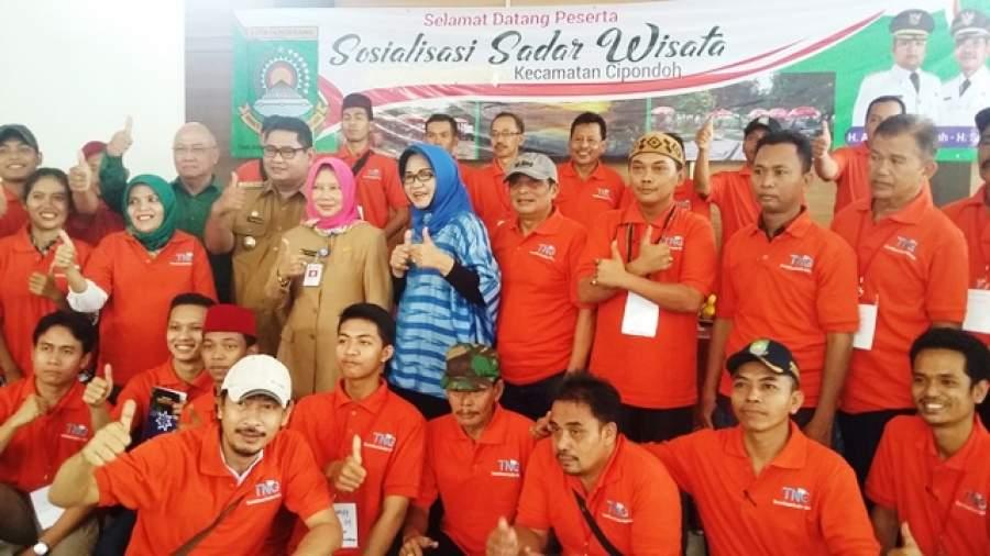 Detak Banten Tingkatkan Pengunjung Masyarakat Cipondoh Dilibatkan Kab Tangerang
