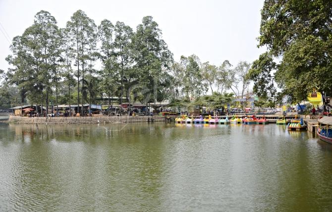 Liburan Asyik Murah Cipondoh Berita Tangerang Satu Kota Danau Menjadi