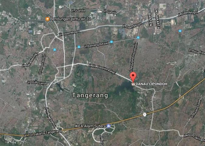 Pesona Keindahan Wisata Cipondoh Tangerang Banten Daftar Demikianlah Sedikit Ulasan