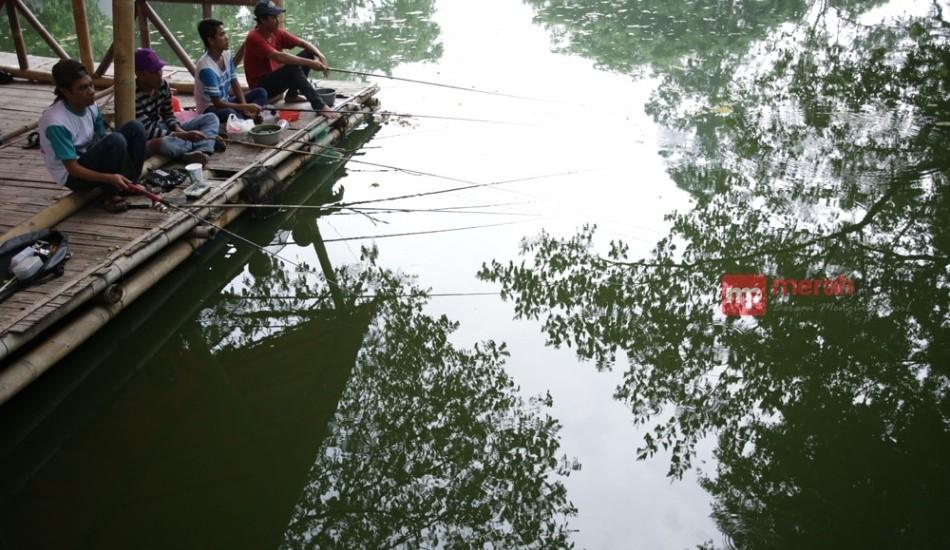 Serunya Jalan Sore Cipondoh Merahputih Author Wisata Murah Kota Tangerang