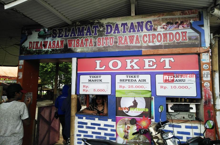 Serunya Jalan Sore Cipondoh Merahputih Kab Tangerang