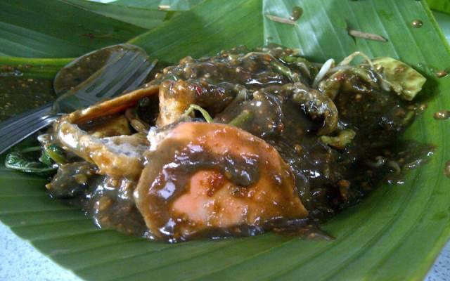 Tempat Food Courts Tangerang Kota Cipondoh Foodcourt Rujak Petis Kab