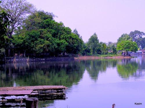 Wikigogo Cipondoh Lake Interesting Tangerang Danau Kab