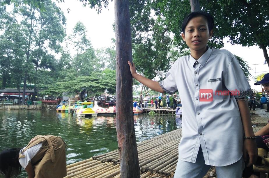 Yuk Liburan Seru Murah Taman Wisata Cipondoh Merahputih Kab Tangerang