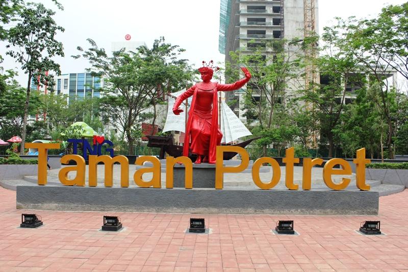 30 Tempat Wisata Tangerang Banten Daerah Serpong Selatan Taman Potret
