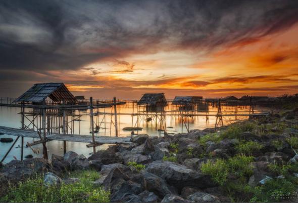 48 Tempat Wisata Tangerang Pilihan Liburan Keluarga Pantai Tanjung Pasir