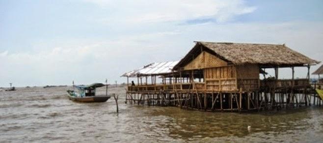 5 Objek Wisata Menarik Tangerang Aja Pantai Tanjung Kait Terletak
