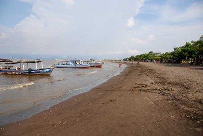 Area Wisata Pantai Tanjung Pasir Tangerang Taman Buaya Kab