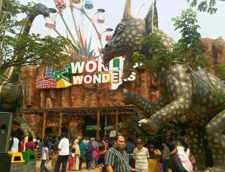 Daftar Tempat Wisata Tangerang Keren Terbaik World Taman Buaya Tanjung