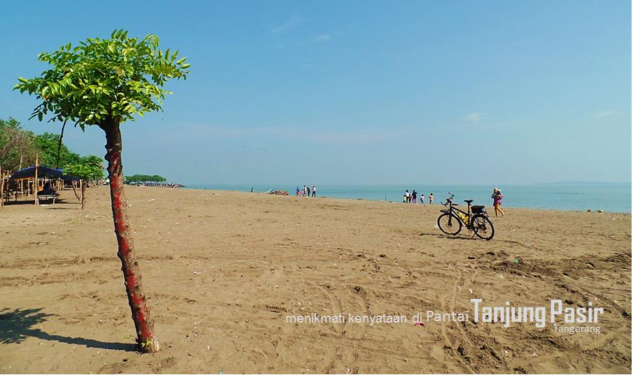 Menikmati Pantai Berpasir Tangerang Tanjung Pasir Slide1 Taman Buaya Kab