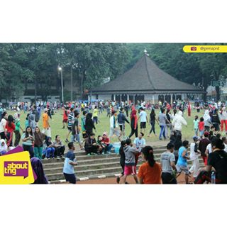 Tangerang Abouttng Instagram Posts Deskgram Jangan Sia Siakan Ramainya Minggu