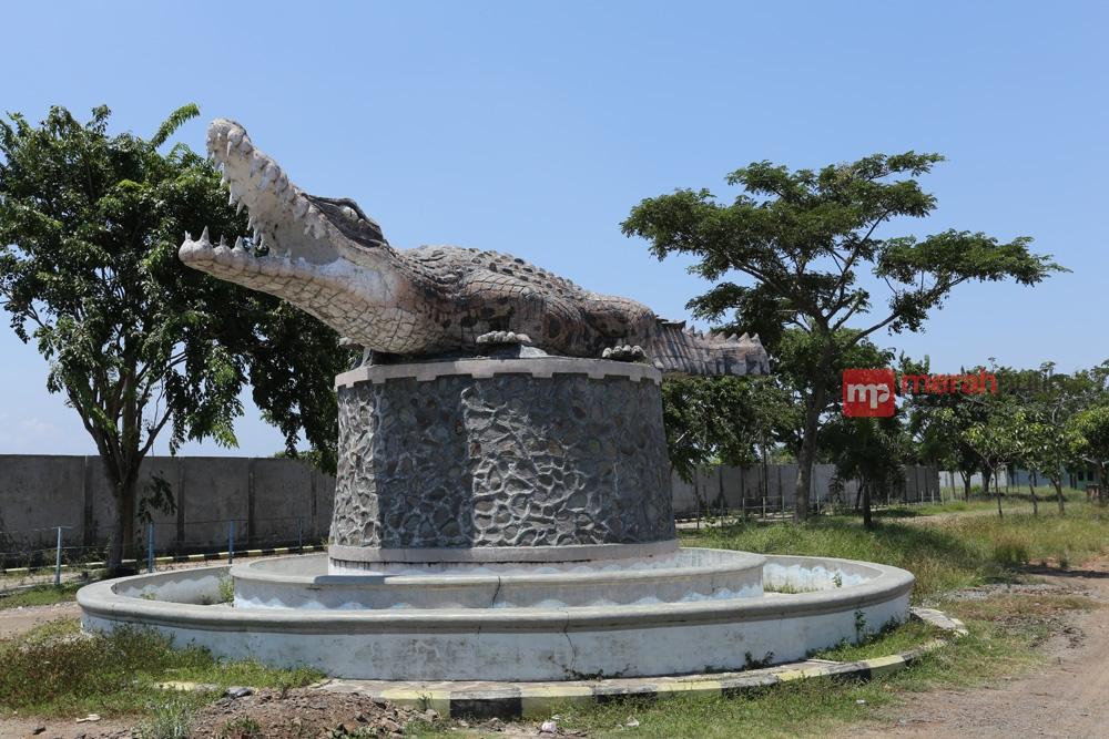 Wisata Hemat Banten Taman Buaya Tanjung Pasir Jadi Favorit Kab