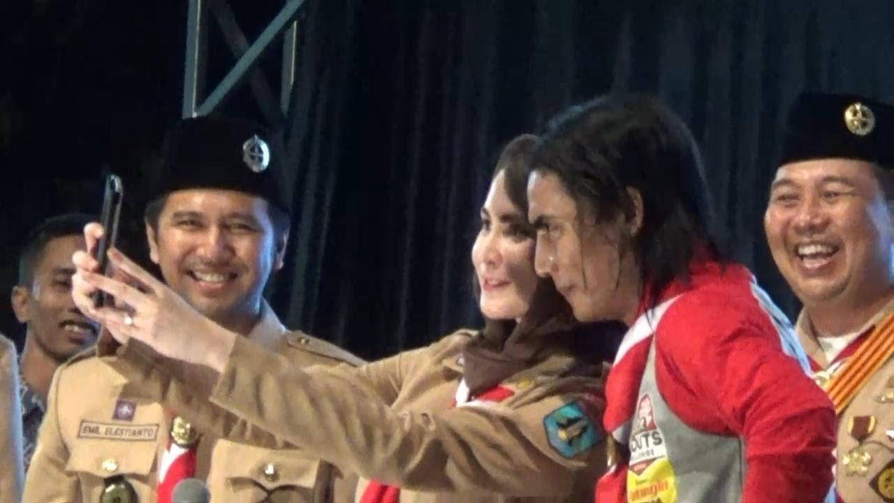 Charly Setia Band Arumi Bachsin Guncang Alun Trenggalek Bioz Tv