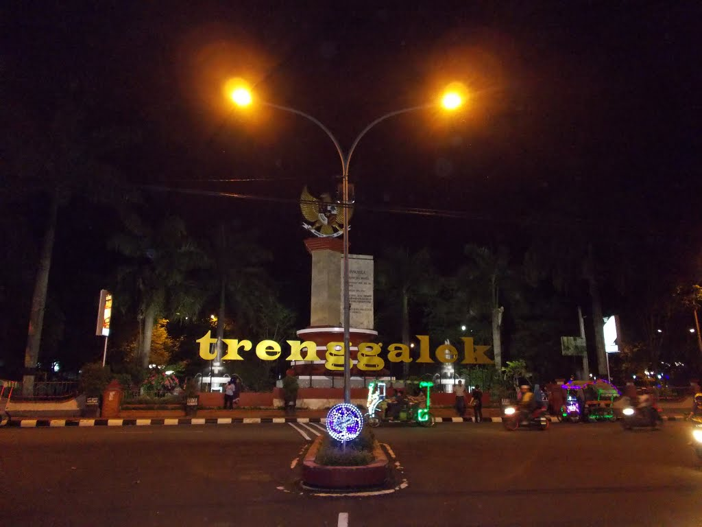 Jdih Kabupaten Trenggalek Berita Pariwisata 1 Garuda Alun Kab