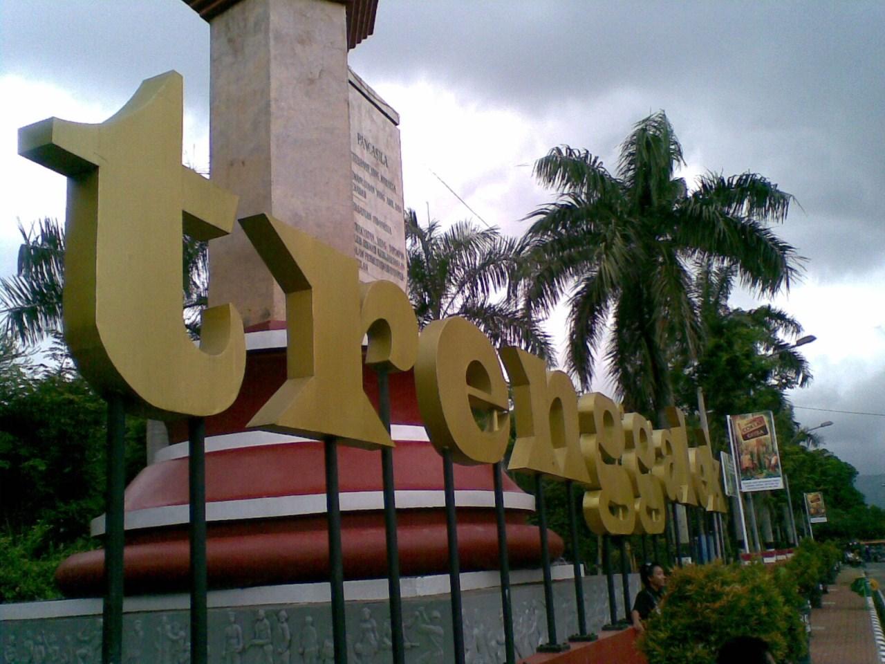 Kopi Batik Liburan Enaknya Kemana Foto Atas Berada Alun Kabupaten