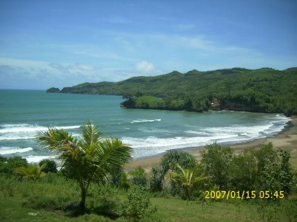 Bahagia Sederhana Trenggalek Kota Wisata Pantai Konang Terletak Kecamatan Panggul