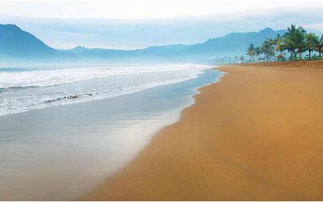 Eksotisme Pantai Damas Trenggalek Nusantara Indah Jpg Kab