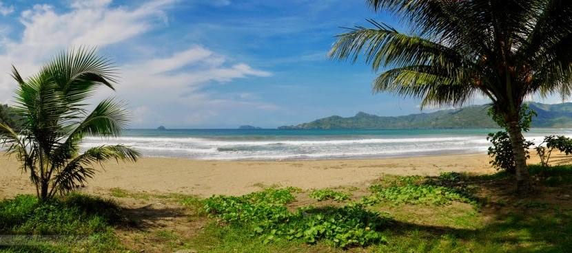 Pantai Blado Damas Kab Trenggalek