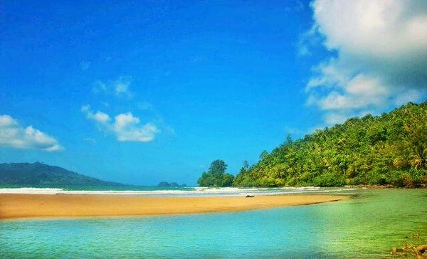 Pantai Damas Spot Indah Andalan Kota Trenggalek Nusantaranews Foto Dok