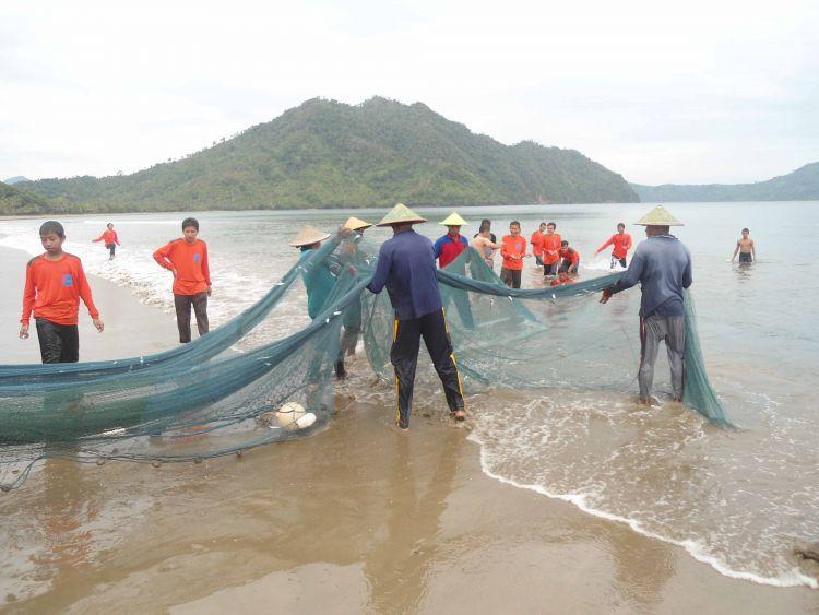 Pantai Damas Trenggalek Jawa Timur Infoana Kab