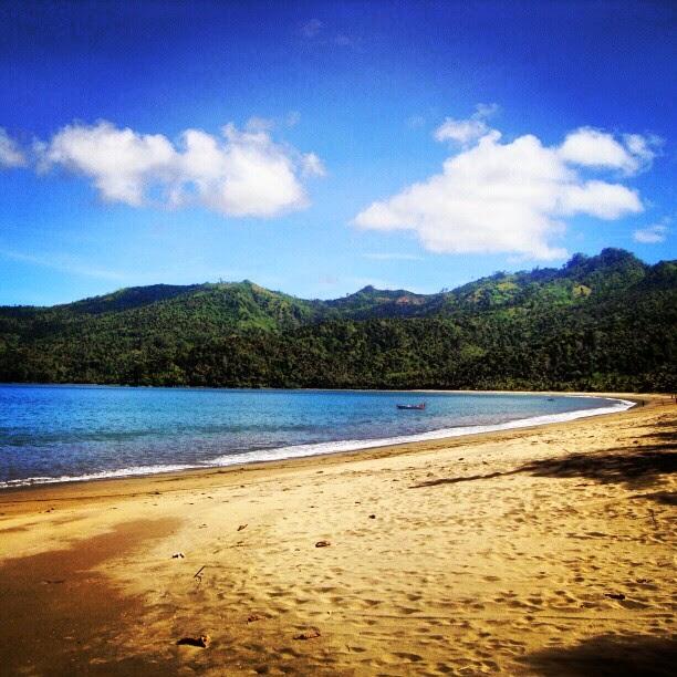 Pantai Damas Trenggalek Kab