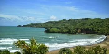 Pantai Damas Trenggalek Konang Kab