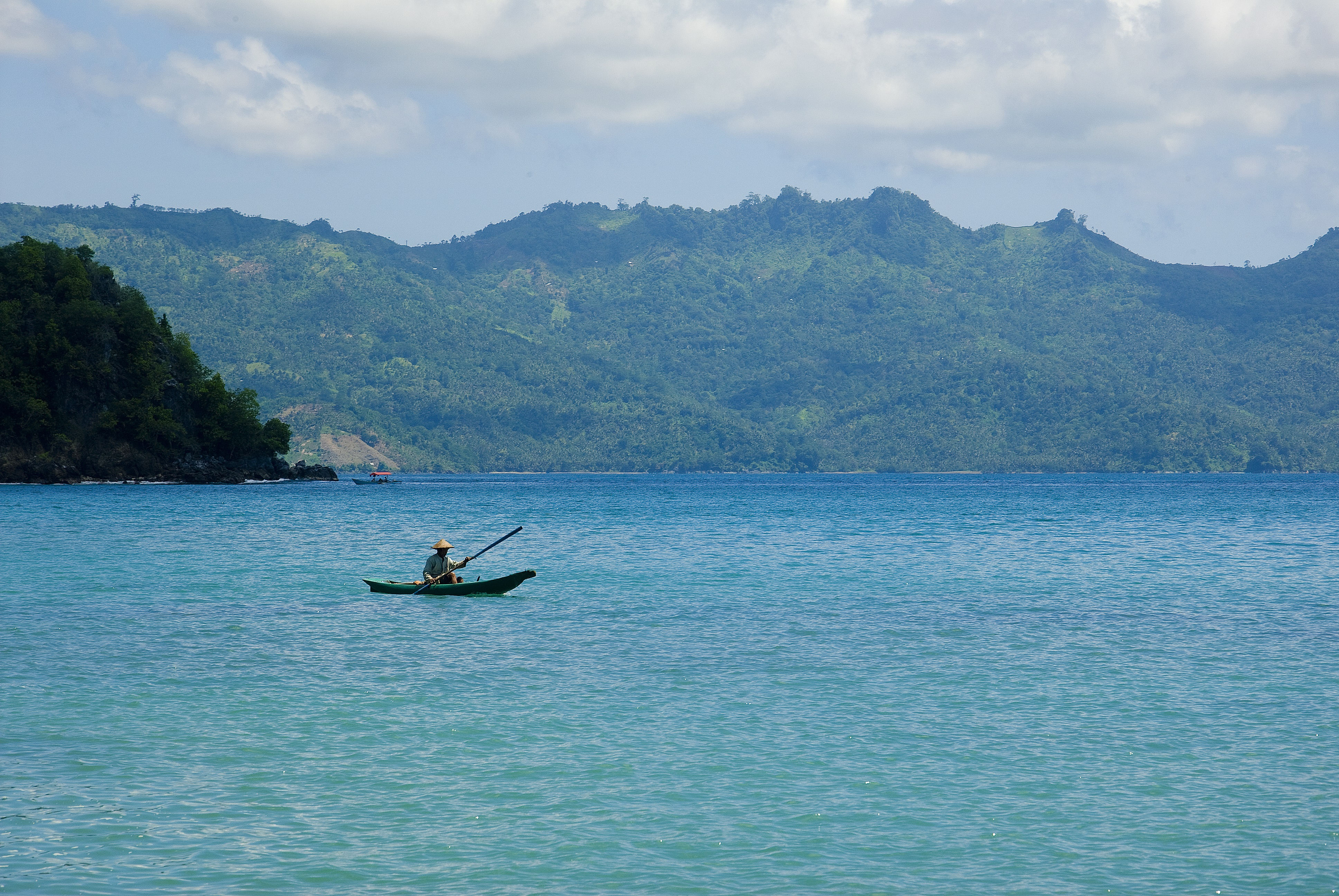 Pantai Karanggongso Visit Trenggalek Damas Kab