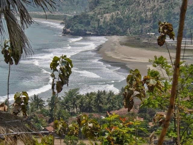 Wisata Pantai Damas Trenggalek Ist Info Seputar Alami Memiliki Garis