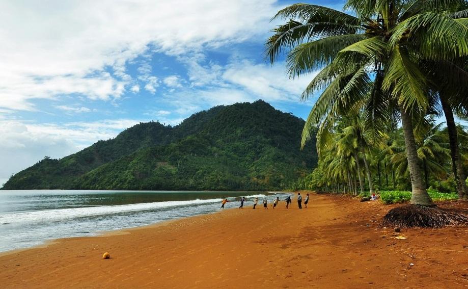 24 Tempat Wisata Kabupaten Trenggalek Wajib Dikunjungi Pantai Damas Konang