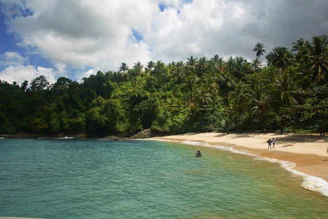 7 Objek Wisata Pantai Trenggalek Panduan Surabaya Karanggongso Konang Kab