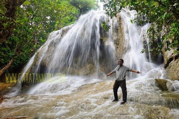 Grobogan Sewu Air Terjun Pesisir Pantai Pelang Trenggalek Salah Satu
