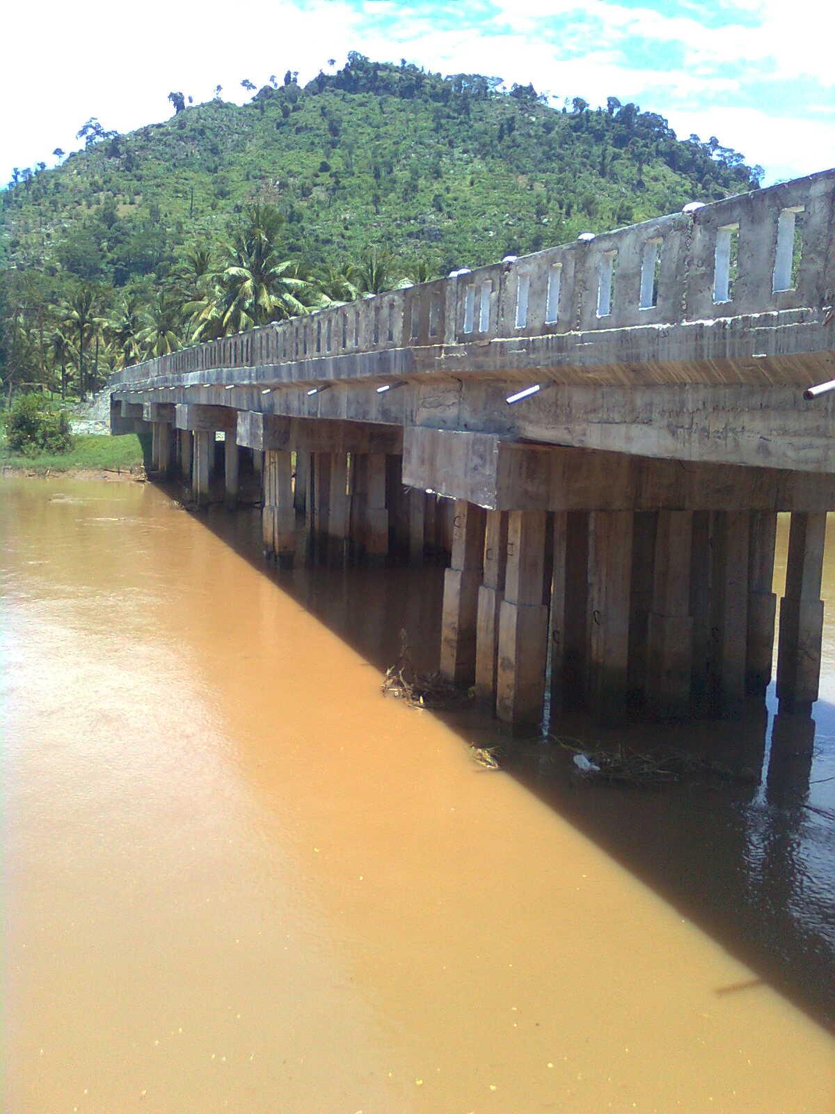 Koran Pilar Jembatan Pantai Konang Rawan Ambrol Binamarga Upaya Pemerintah