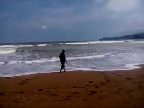 Menikmati Keindahan Wisata Pantai Konang Panggul Trenggalek Jawa Timur Kab