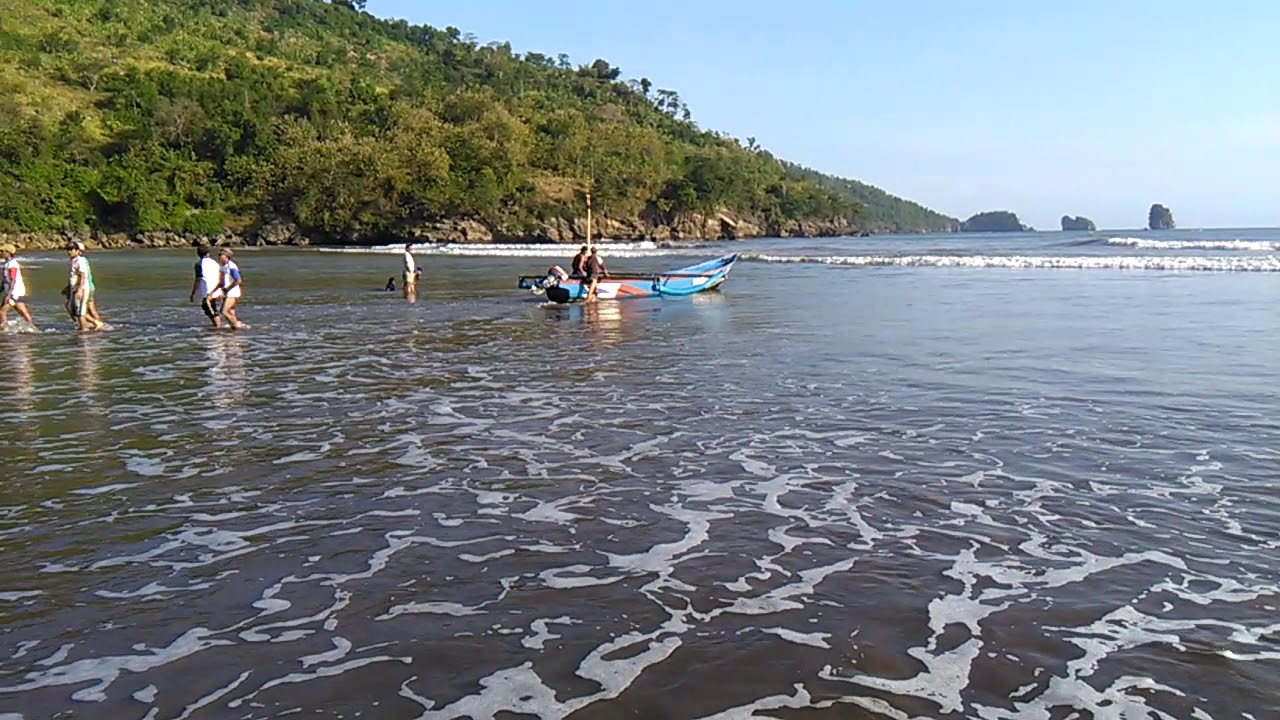 Nelayan Pantai Konang Trenggalek Youtube Kab