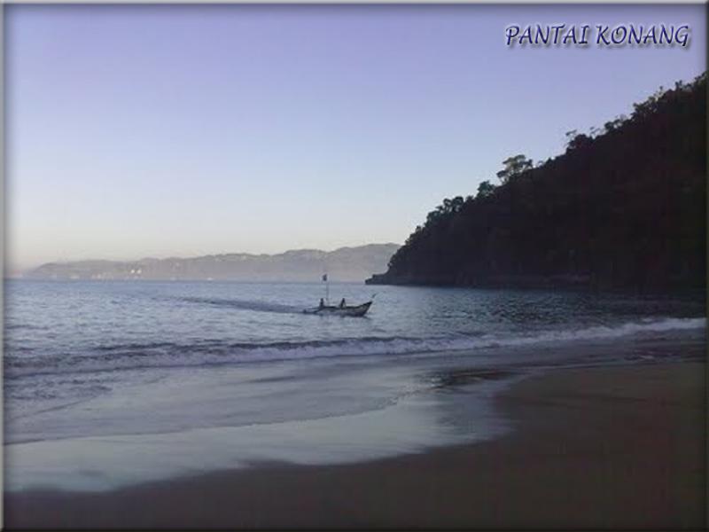 Panggul Raya Pantai Konang Kab Trenggalek