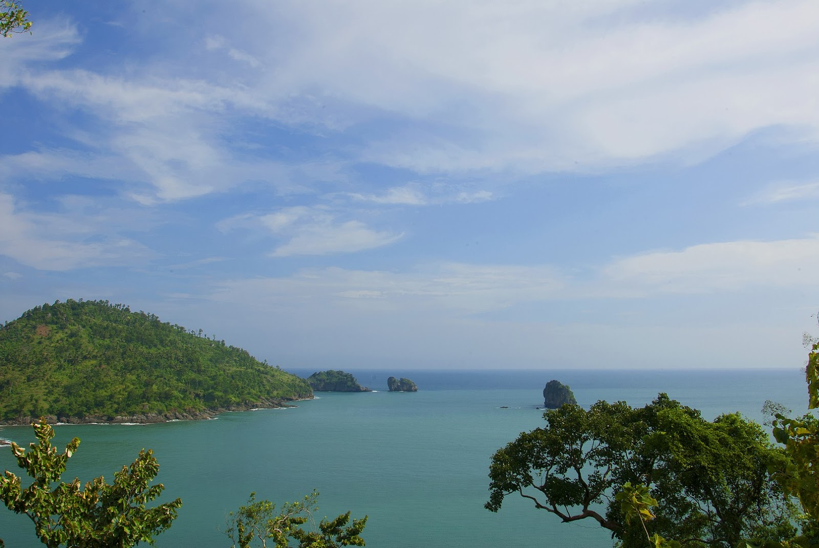 Pantai Konang Panggul Trenggalek Sindopos Citizen Kab