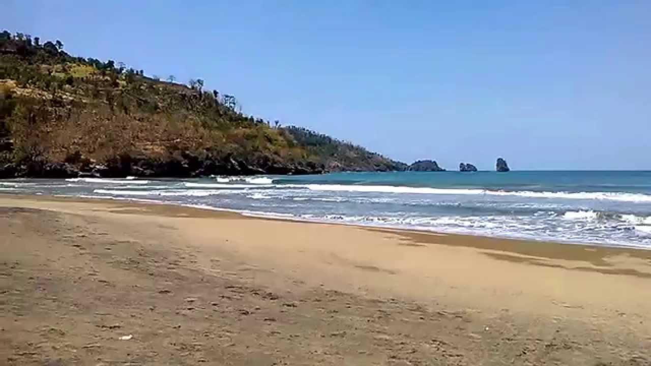 Pesona Pariwisata Trenggalek Jawa Timur Pantai Konang Panggul Youtube Kab