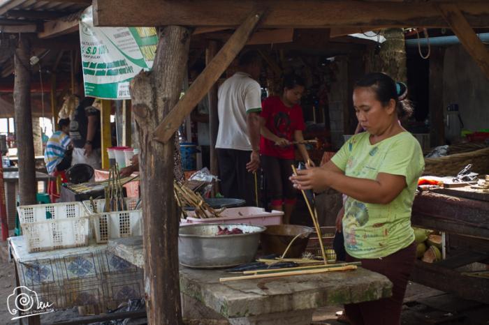 Ratusan Nelayan Garut Mencari Ikan Layur Pantai Konang Trenggalek Penjual